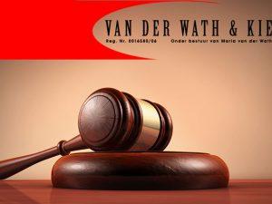 Van Der Wath & Kie Upington