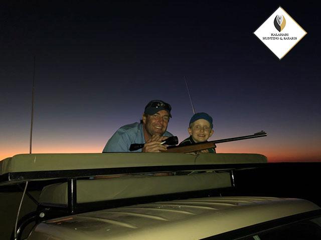 Grootdrink Accommodation | Guest Farm | Kalahari Hunting Safaris